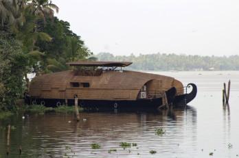 Alleppey backwaters (270)